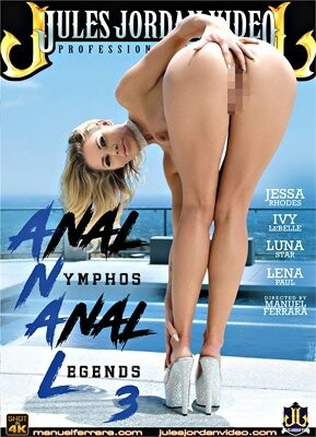 Anal Nymphos Anal Legends 3