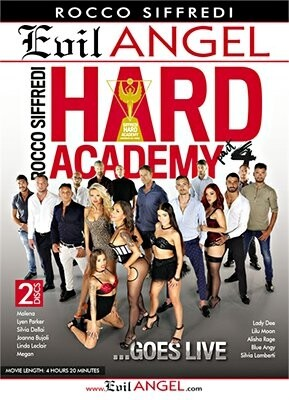Rocco Siffredi Hard Academy Part 4 . . . Goes Live