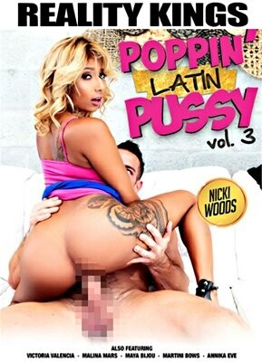 Poppin' Latin Pussy, Vol. 3
