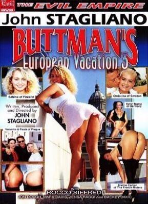 Buttman's European Vacation 3