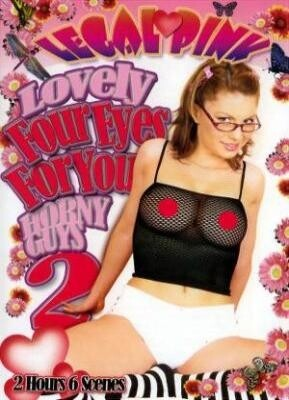 Legal Pink: Lovely Four Eyes For You Horny Guys 2