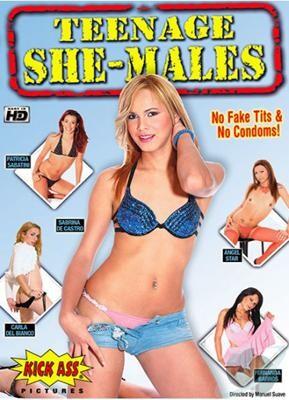 Teenage She-Males