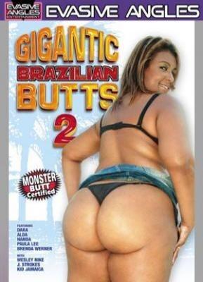 Gigantic Brazilian Butts 2