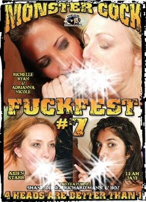 Monster Cock Fuckfest #7