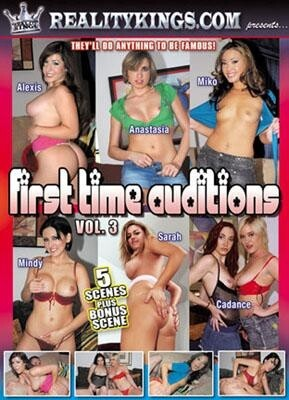 First Time Auditions 3
