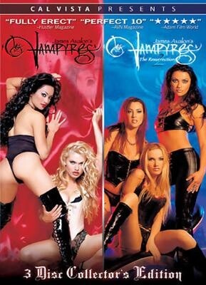 Les Vampyres 3-Disc Collector's Edition