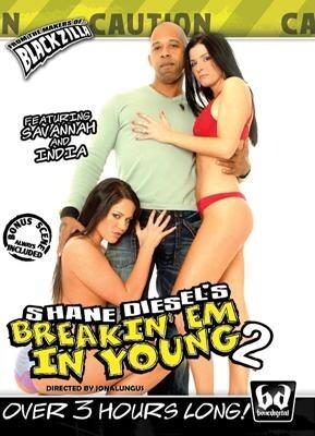 Breakin'em In Young 2