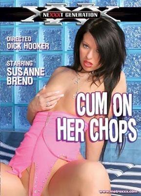 Cum On Her Chops