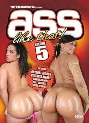 Ass Like That Vol 5
