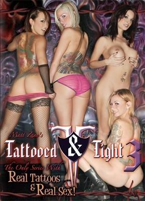 Tattooed and Tight 3