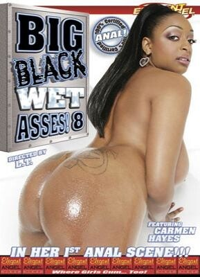 Big Black Wet Asses 8