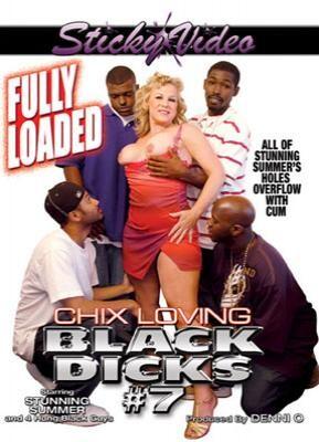 Chix Loving Black Dicks 7