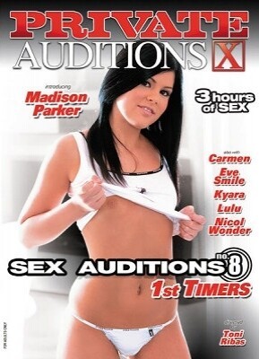 Private Auditions X 5 - Sex Auditions 8