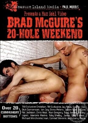 Brad McGuire porno gay