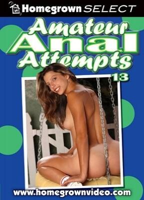 Amateur Anal Attempts 13