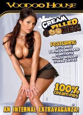 Cream Filled Cookies