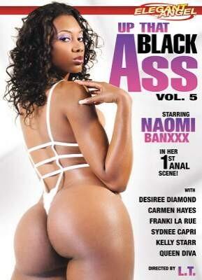 Up That Black Ass 5
