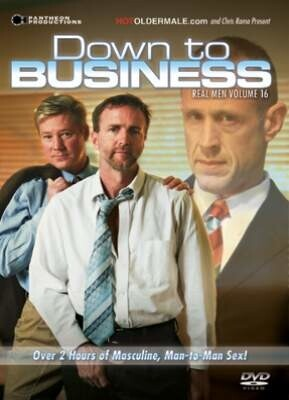 Down to Business Real Men 16