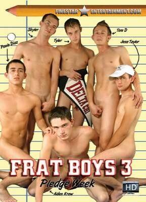 Frat Boys 3 - Pledge Week