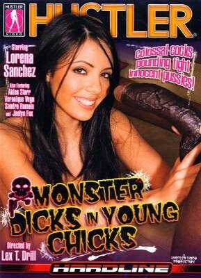 Monster Dicks in Young Chicks
